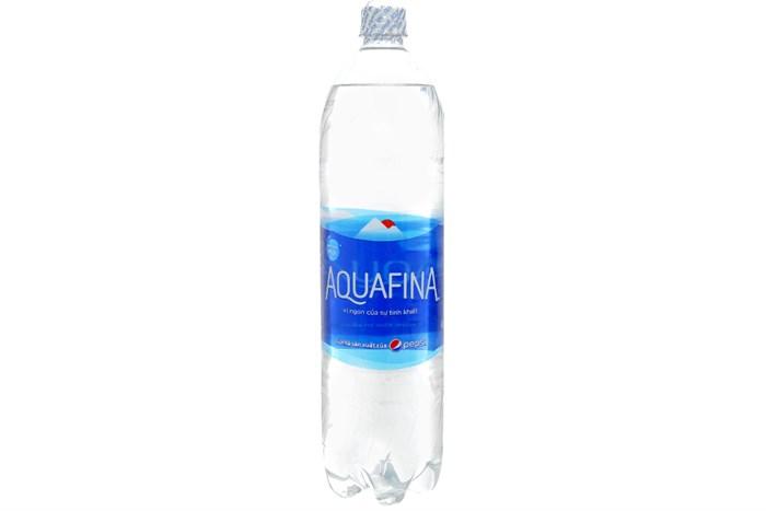Nước tinh khiết Aquafina chai 1,5 lít