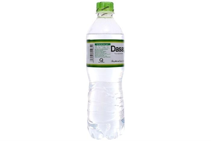 Nước tinh khiết Dasani chai 500ml