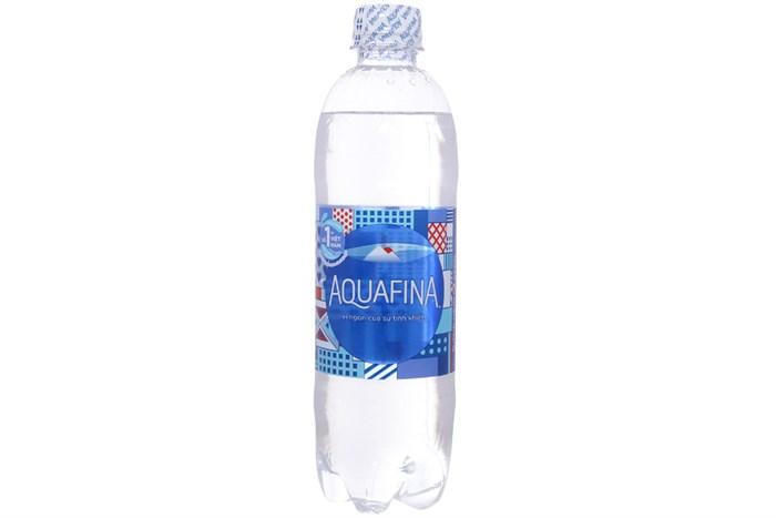 Nước tinh khiết Aquafina chai 500 ml